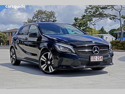 2016 Mercedes-Benz A180