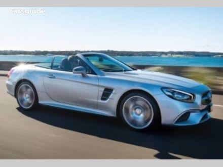 2019 Mercedes-Benz SL500