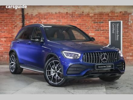 2020 Mercedes-Benz GLC43