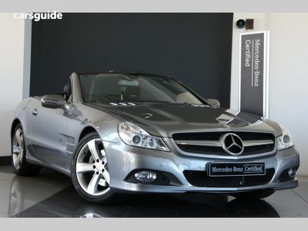 2008 Mercedes-Benz SL350