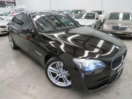 2011 BMW 730D