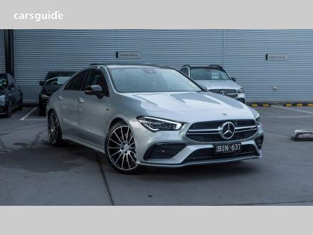 2019 Mercedes-Benz CLA35