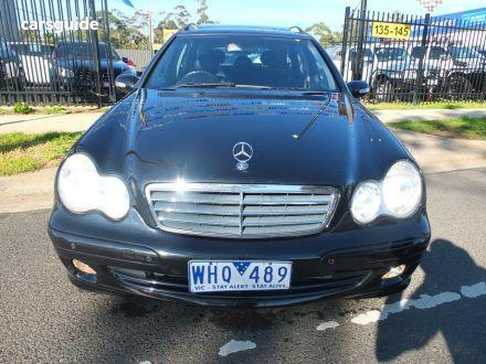 2005 Mercedes-Benz C200