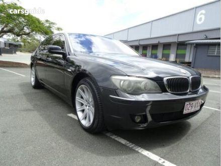 2005 BMW 740LI