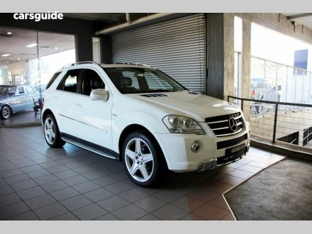 2010 Mercedes-Benz ML300