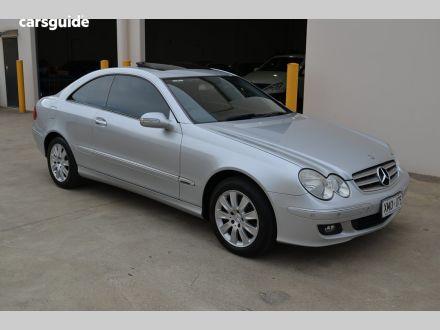 2007 Mercedes-Benz CLK200