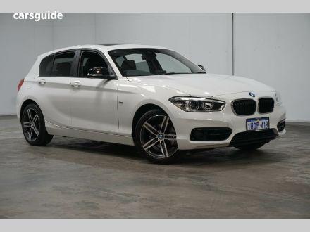 2018 BMW 118I