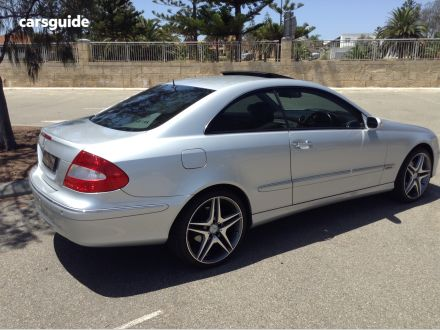 2005 Mercedes-Benz CLK280