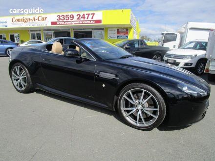 2010 Aston Martin V8