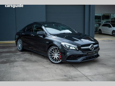 2018 Mercedes-Benz CLA45