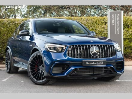 2020 Mercedes-Benz GLC63