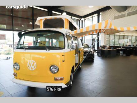 1971 Volkswagen Transporter Kombi