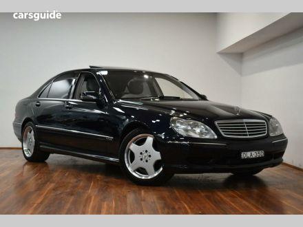2002 Mercedes-Benz S600
