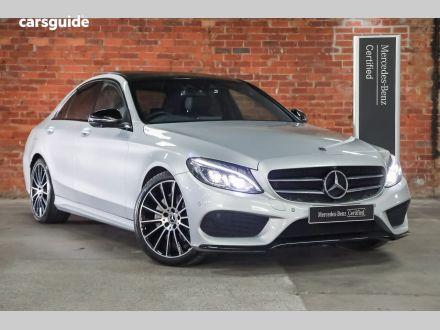 2017 Mercedes-Benz C200