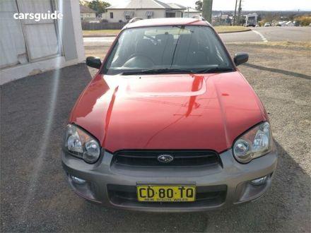 2003 Subaru Impreza