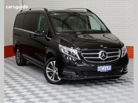 2017 Mercedes-Benz V250