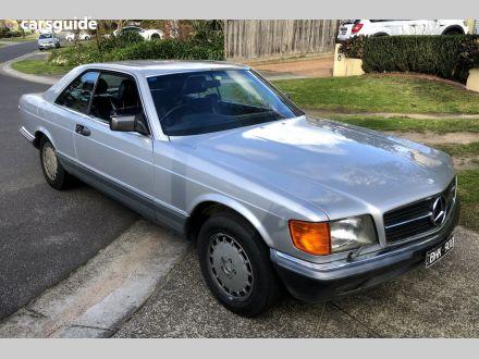 1983 Mercedes-Benz 500SEC