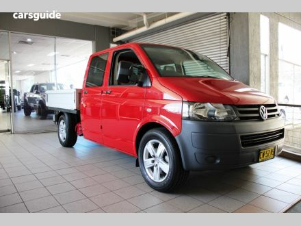 2010 Volkswagen Transporter