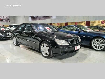 2004 Mercedes-Benz S55