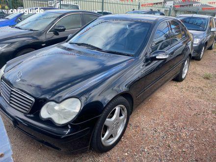 2001 Mercedes-Benz C180