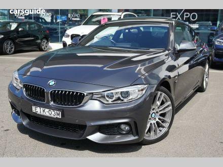 2016 BMW 430I