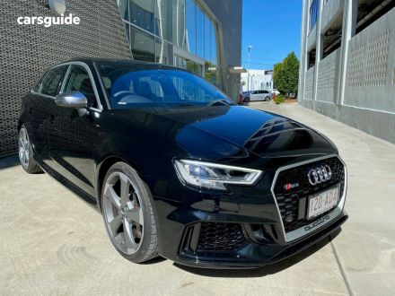 2020 Audi RS 3
