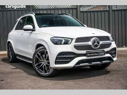 2019 Mercedes-Benz GLE450