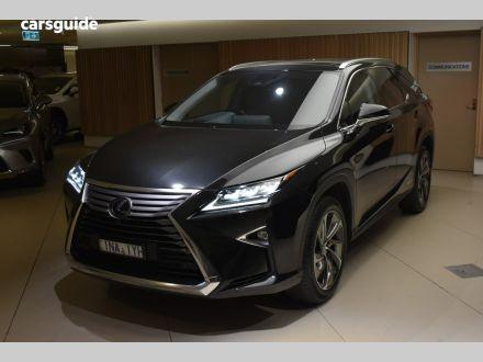 2019 Lexus RX450HL