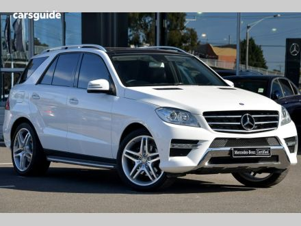 2015 Mercedes-Benz ML250