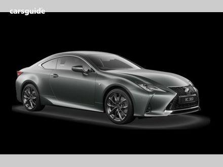 2020 Lexus RC300