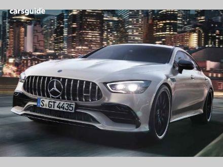 2020 Mercedes-Benz GT53