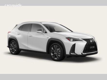 2020 Lexus UX200