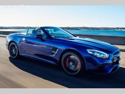 2020 Mercedes-Benz SL500
