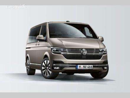 2020 Volkswagen Multivan