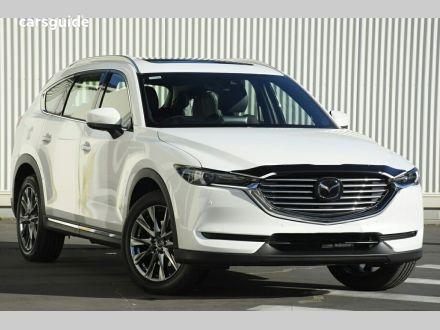 2020 Mazda CX-8