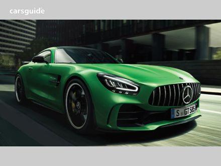 2020 Mercedes-Benz GT
