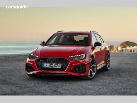 2020 Audi RS 4