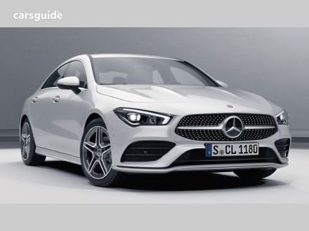 2020 Mercedes-Benz CLA45