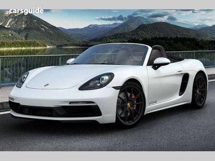 2020 Porsche 718