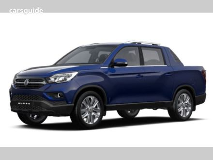 2020 Ssangyong Musso