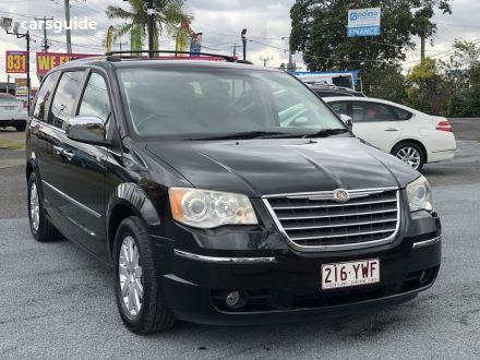 2009 Chrysler Voyager