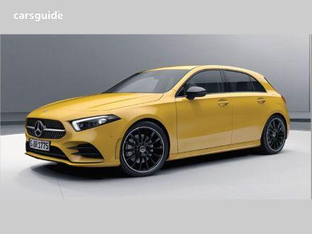 2020 Mercedes-Benz A180