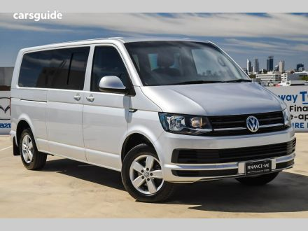 2016 Volkswagen Caravelle