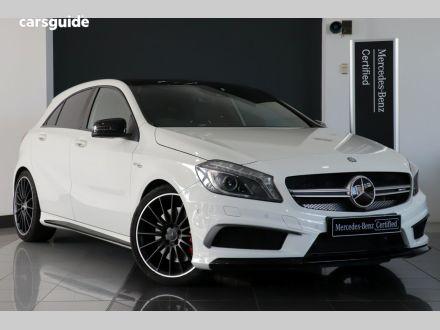 2014 Mercedes-Benz A45