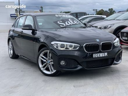 2017 BMW 125I