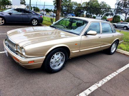 1995 Jaguar Sovereign