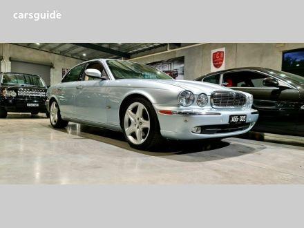 2007 Jaguar XJ6