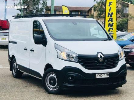 2017 Renault Trafic