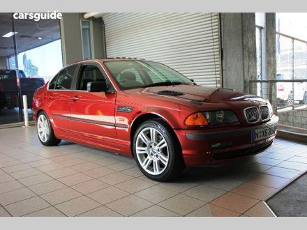 1998 BMW 323I