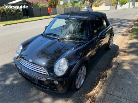 2005 Mini Cabrio